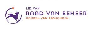 raad van beheer houden van rashonden logo